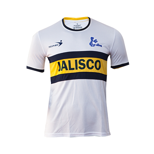 9e81fe245119e Jersey Gallos de Jalisco Local – Romed Sportswear